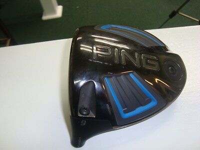 Real Nice Left Hand Ping G Driver Head 9 Degree Loft.......head Only With Wrench