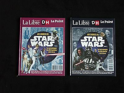 Star Wars - Aux Sources De Star Wars Volumes 1 & 2
