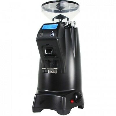 Eureka Zenith Club E110 Professional Coffee Beans Grinder Black Commercial NEW