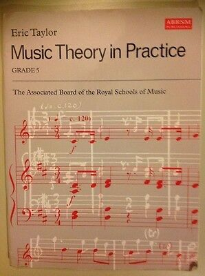 Music Theory in Practice, grade 5, Eric Taylor