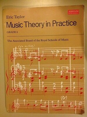 Music Theory in Practice, grade 4, Eric Taylor