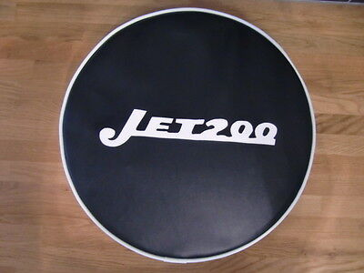 JET200 Scooter Wheel Cover
