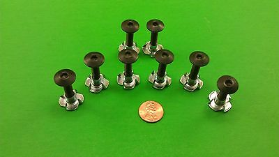 8 Prong Tee Nuts With 8 Bolts