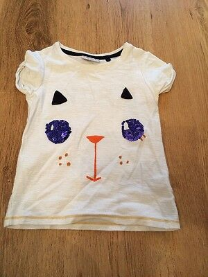Next Girls Top Age 4 Years