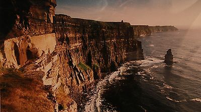 Cliffs of Moher Mounted Print Sean Tomkins County Clare Galway Ireland 10x8 5x7