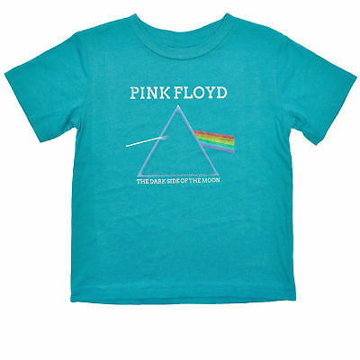 Pink Floyd Toddler & Baby Boys Graphic T-Shirt - Turquoise