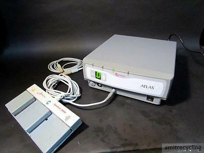 Arthrocare ATLAS ElectroSurgical System with Foot Pedals