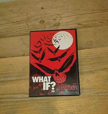 Blind What If Skateboard DVD (with Video Days).