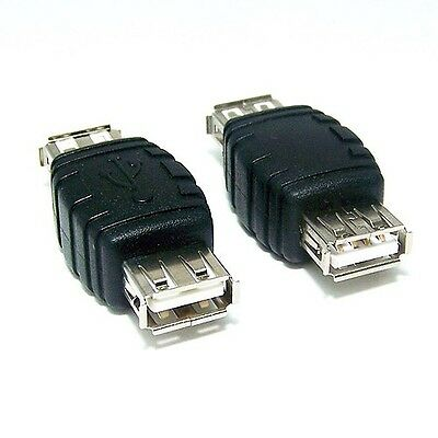 Micro Connectors USB A Female to USB A Female Gender Changer. Shipping Included