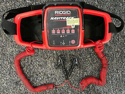 Rigid Navitrack 10w Pipe/Cable Line Transmitter - GREAT CONDITION!!!