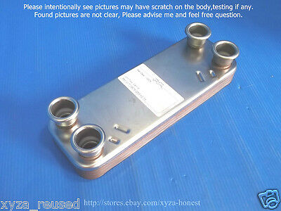 Alfa Laval CBH16, Brazed plate heat exchanger, New without box, Man date 110528.