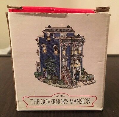 Liberty Falls Collection: The Governor's Mansion