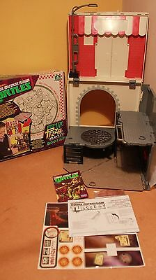 Teenage Mutant Ninja Turtles Nickelodeon Pop Up Pizza Anchovy Alley Playset New
