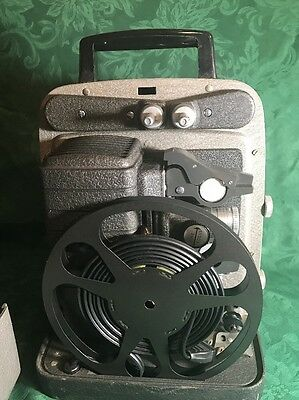 Bell & Howell Autoload 8MM Projector Model 353 -GOOD SHAPE