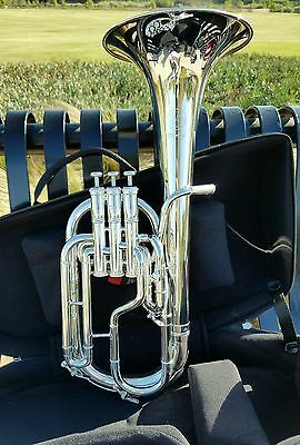 John Packer 372 Sterling Alto Horn- By Paul Riggett (boosey & hawkes ex Manager)