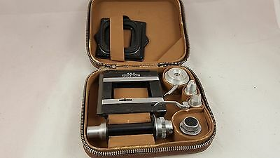 ROLLEI Rolleikin 3.5 35mm Conversion Set For F and H Cameras in Original Case.