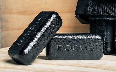 ROUGE Fitness 5-Pack Weighted Training Vest 2.5 lbs Additional Adjustable Weight