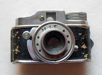 Vintage 1950's HIT Subminiature Mini Spy Camera Made In Japan