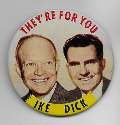 They're  For  You                Ike  Dick