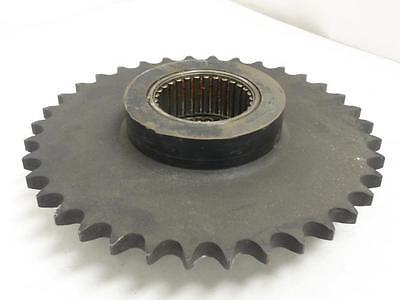 """142474 Old-Stock, Martin 80A36H Idler Sprocket #80, 36T, 3"""" Bearing ID"""