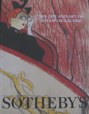 SOTHEBY'S The Life and Art of Toulouse-Lautrec