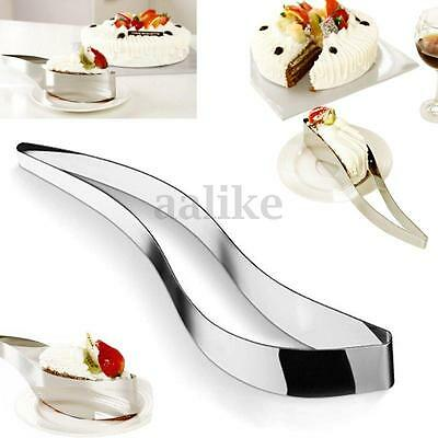 Stainless Steel Cake Cutters Knife Bread Slicer Server Cake Pie Kitchen Tools