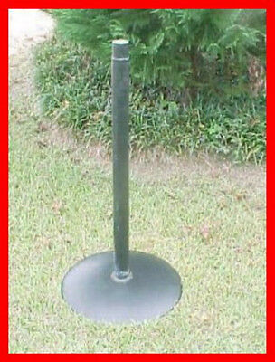 TRAFFIC LIGHT STAND--Heavy Duty, All Metal