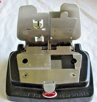 Hollywood Automat 8Mm And 16Mm Splicer
