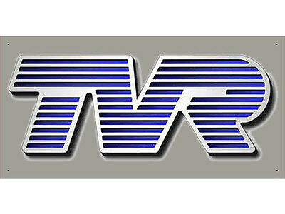 Advertising Display Banner for TVR Sales Service Parts