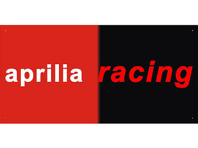 Advertising Display Banner for Aprilia Sales Service Parts