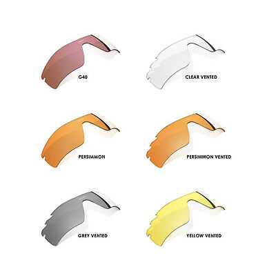 Oakley Radarlock Path Lens Genuine Replacement Spare Sunglasses Lens Persimmon
