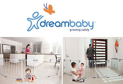 Dreambaby Royale Converta® 3 In 1 Play Pen Child Baby Safety Playpen Fireplace