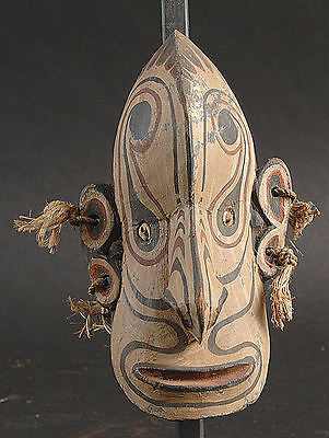 Small Ancestor Head  Sepik River   Papua New Guinea