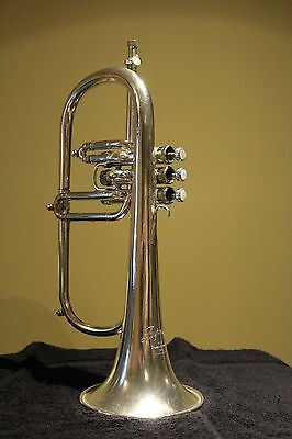 Boosey & Hawkes Imperial Flugelhorn - Vintage 1936 great condition...