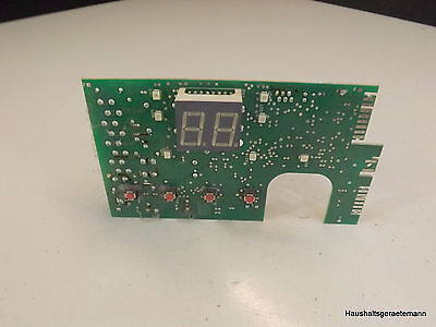 Hoover VHC791XT Tumble dryer Electronic Control DY002200G 40005202 EE0004R1