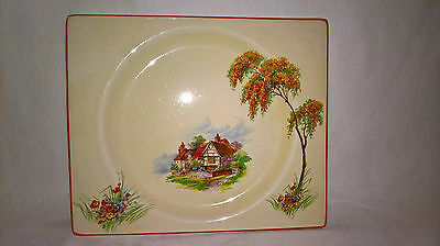 A Biarritz Plate  by Royal Staffordshire