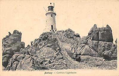 Jersey Corbiere Lighthouse Phare
