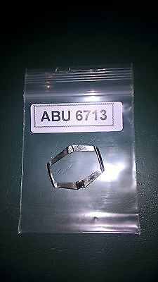 Abu 501 Etc Bail Pin Release Ejector Clamp Spring. Ref#6713. Applications Below