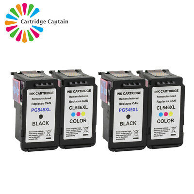 Multipack Remanufactured Canon XL Ink Cartridge for Pixma IP2850 MG2950 MX495