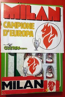 80's Subbuteo Teams - AC Milan and Southend Lightweight