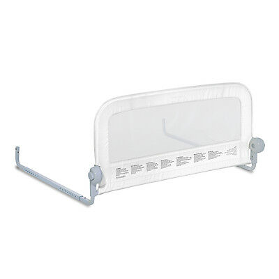Summer Infant Single White Bedrail, Secure Universal Infant Bed Guard