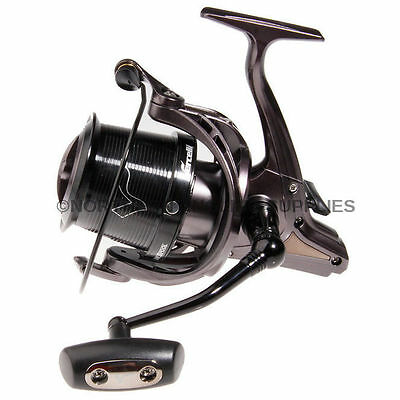 Vercelli Enygma Sx  Surfcasting reel with 2 SPARE SPOOLS & SPOOL BANDS