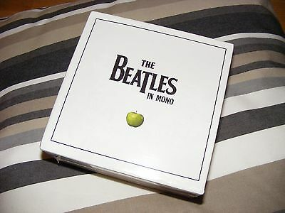 NEW The Beatles in Mono 13 CD Full Box Set Limited Edition Factory Sealed
