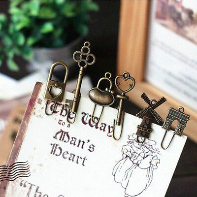 2x Novelty Gift Bookmark Office  Supplies Bookmarks Pad Note Stationery