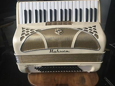 Hohner Lucia II Musette Vintage Accordion