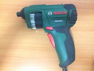 Bosch 3.6V 1.5Ah Li-Ion PSR Select Cordless Screwdriver Power Tool