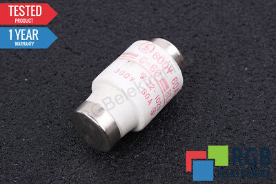 Fuse 60A Bla060D 600V Fuji Electric 12M Warranty Id29162