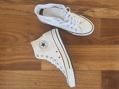Converse Chuck Taylor White Size 9 / EU42.5 nearly new