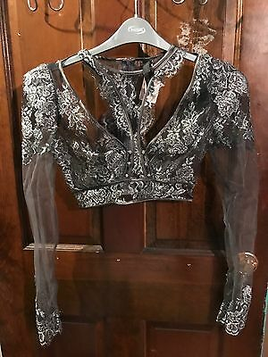 Victoria Secret New With Tags Woman's Lingerie Sz. Small