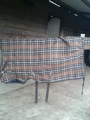 Horsewear Rhino High Neck 200g Turnout Size 5ft 6""